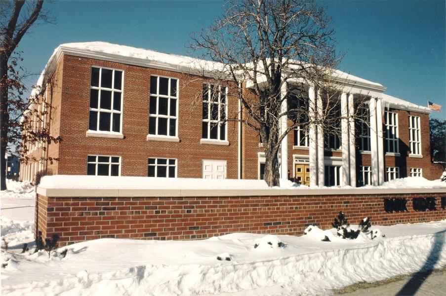 Park Ridge Library