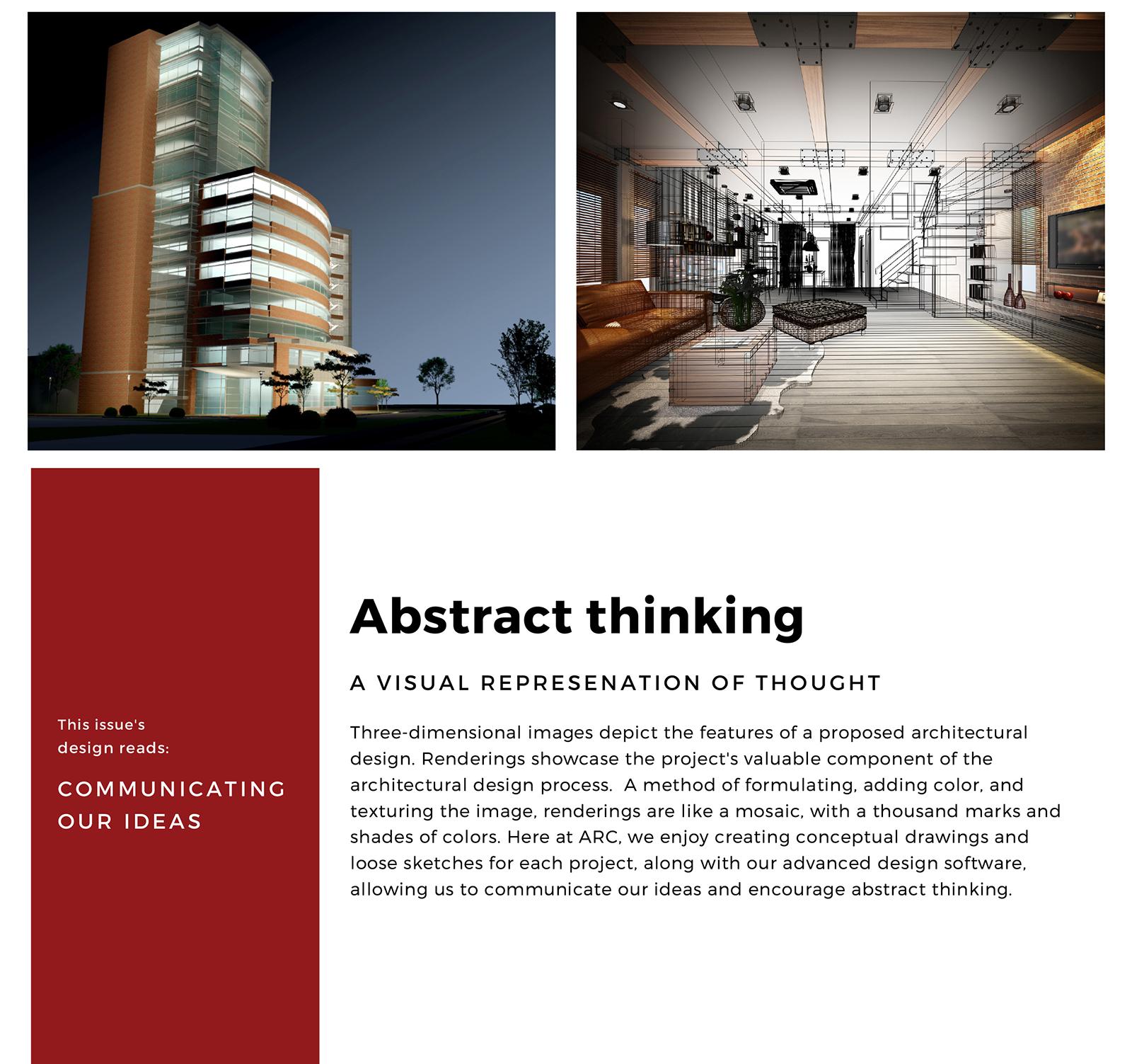 ARC Architect - April 2021 Newsletter